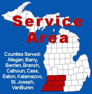 Counties Served, Allegan, Barry, Branch, Calhoun, Cass, Kalamazoo, St. Joseph, VanBuren